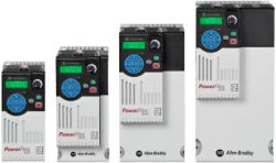 Приводы Allen-Bradley PowerFlex 523