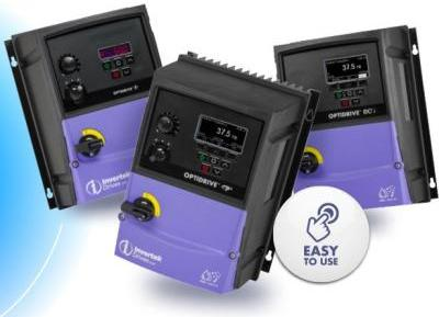 IP66 Outdoor Rated Variable Frequency Drives