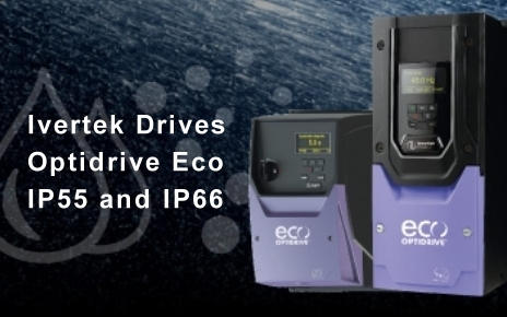 Optidrive Eco Variable Frequency Drives IP 55 and IP66